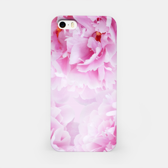 Thumbnail image of Pink Peonies Dream #1 #floral #decor #art iPhone-Hülle, Live Heroes