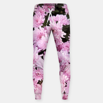 Thumbnail image of A Sea of Light Pink Chrysanthemums #1 #floral #art Hosen, Live Heroes
