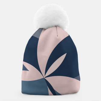 Thumbnail image of Rose Blue Butterfly Bloom Beanie, Live Heroes