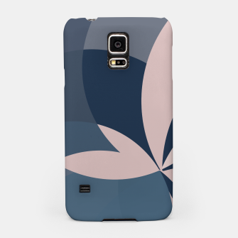 Thumbnail image of Rose Blue Butterfly Bloom Samsung Case, Live Heroes