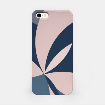 Thumbnail image of Rose Blue Butterfly Bloom iPhone Case, Live Heroes