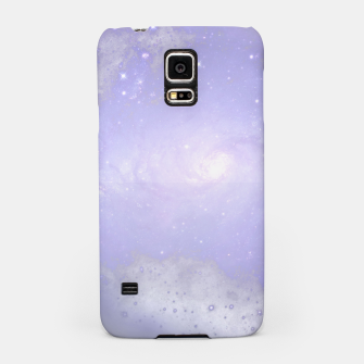 Thumbnail image of Purple Galaxy Texture Handyhülle für Samsung, Live Heroes