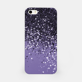 Thumbnail image of ULTRA VIOLET Glitter Dream #2 #shiny #decor #art  iPhone-Hülle, Live Heroes