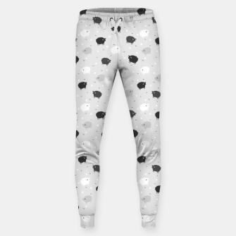 Thumbnail image of Сount Sheeps Away Pattern Sweatpants, Live Heroes