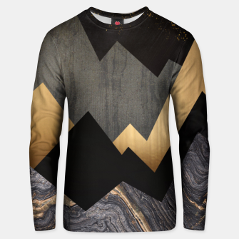 Thumbnail image of Metallic Night Unisex sweater, Live Heroes