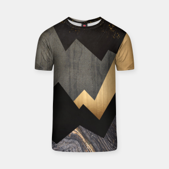 Thumbnail image of Metallic Night T-shirt, Live Heroes