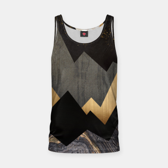 Thumbnail image of Metallic Night Tank Top, Live Heroes