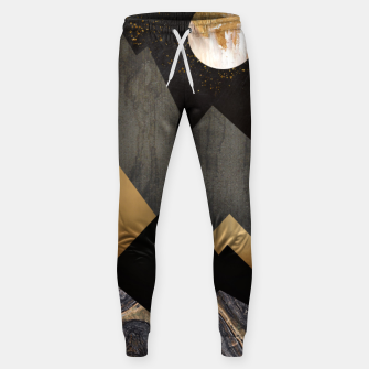 Thumbnail image of Metallic Night Sweatpants, Live Heroes