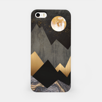 Thumbnail image of Metallic Night iPhone Case, Live Heroes