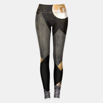 Miniatur Metallic Night Leggings, Live Heroes