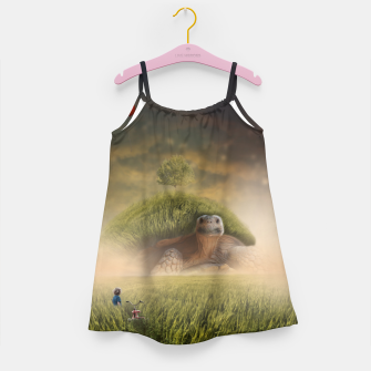 Thumbnail image of Turtle Girl's dress, Live Heroes
