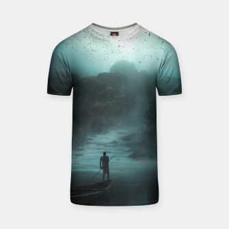 Thumbnail image of Underwater Dream T-shirt, Live Heroes