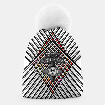 The Age Of Hyperian GEO3 Beanie obraz miniatury