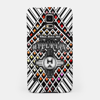The Age Of Hyperian GEO3 Samsung Case obraz miniatury
