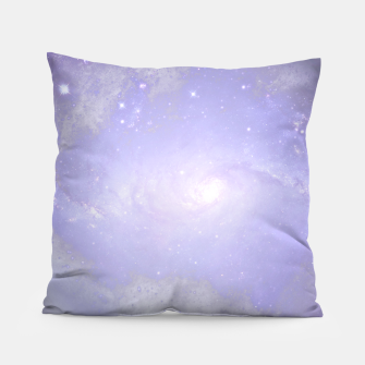 Thumbnail image of Purple Galaxy Texture Kissen, Live Heroes