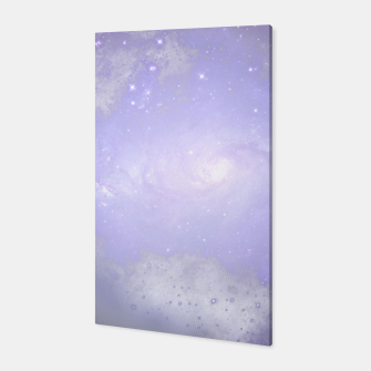 Miniaturka Purple Galaxy Texture Canvas, Live Heroes