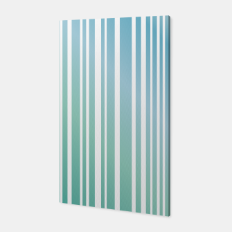Thumbnail image of Ocean breeze stripe patterns Canvas, Live Heroes
