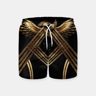 Miniature de image de Egyptian Treasure Swim Shorts, Live Heroes