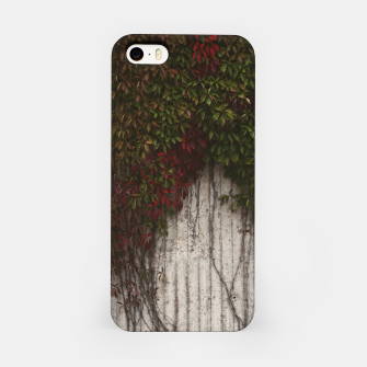 Vine wall iPhone Case Bild der Miniatur