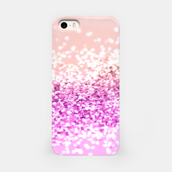 Thumbnail image of Tropical Summer Lady Glitter #3 #shiny #decor #art  iPhone-Hülle, Live Heroes