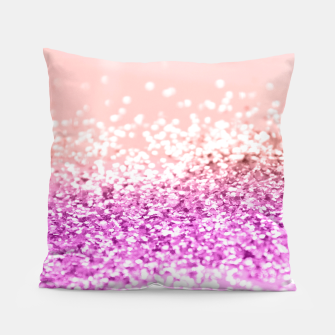 Thumbnail image of Tropical Summer Lady Glitter #3 #shiny #decor #art  Kissen, Live Heroes