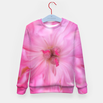 Miniaturka Paeoniae sp. Flower Kid's sweater, Live Heroes