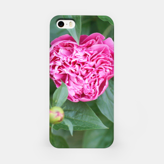 Miniaturka Paeoniae sp. Flower II iPhone Case, Live Heroes