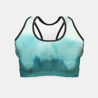 Thumbnail image of Behind the Fog Crop Top, Live Heroes