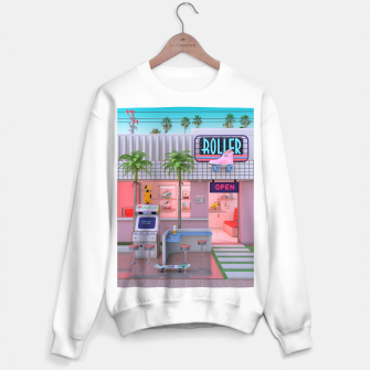 Thumbnail image of Roller Skate Nostalgia Sweater regular, Live Heroes