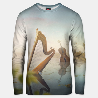 Thumbnail image of Instruments Unisex sweater, Live Heroes