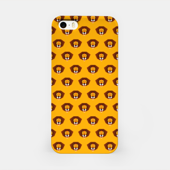 Thumbnail image of Lion King on Yellow – iPhone Case, Live Heroes