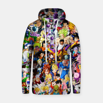 DBZ Characters Hoodie thumbnail image