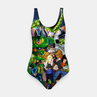 Thumbnail image of DBZ Androids Swimsuit, Live Heroes