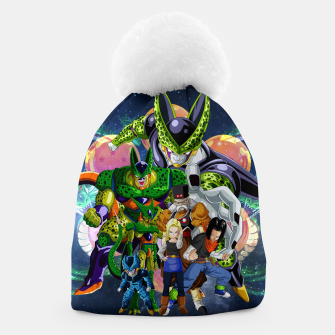 Miniatur DBZ Androids Beanie, Live Heroes
