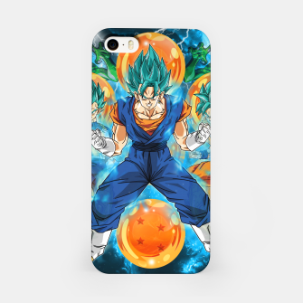 Thumbnail image of Vegeta and Goku turn Vegeto iPhone Case, Live Heroes