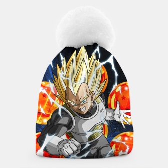 Thumbnail image of Vegeta Attacking Beanie, Live Heroes