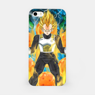 Thumbnail image of Vegeta Super Saiyan iPhone Case, Live Heroes