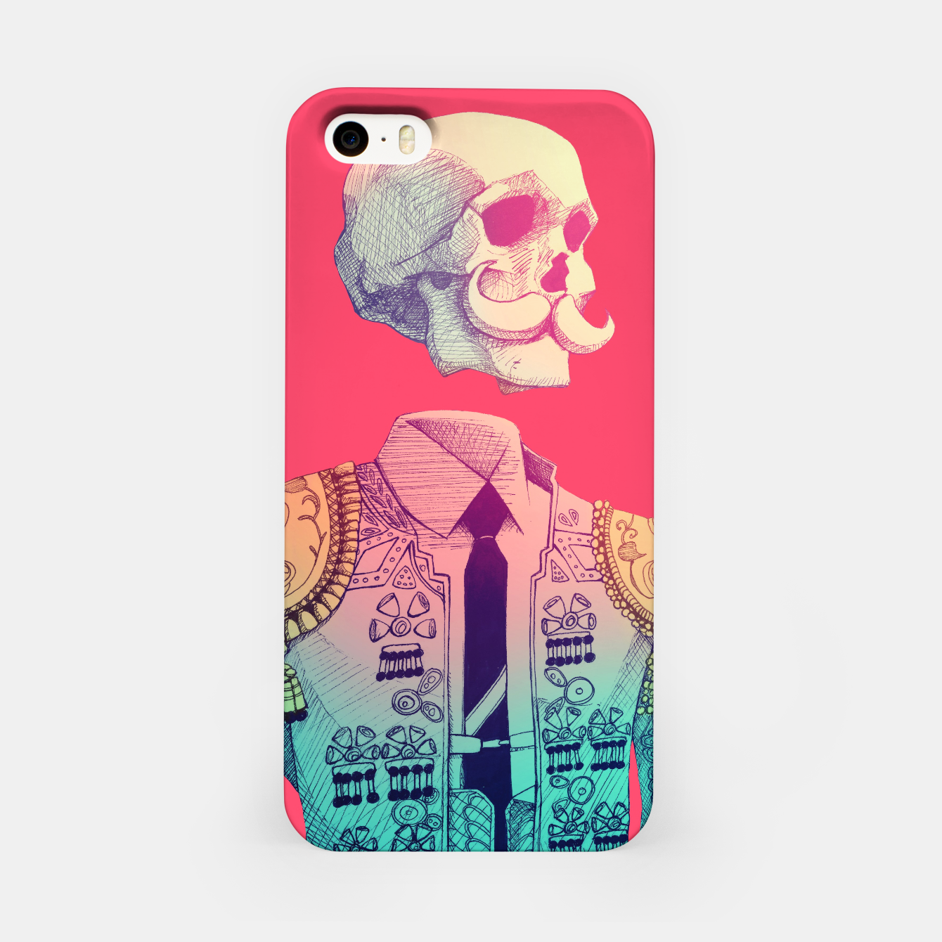 Foto Matador iPhone Case - Live Heroes