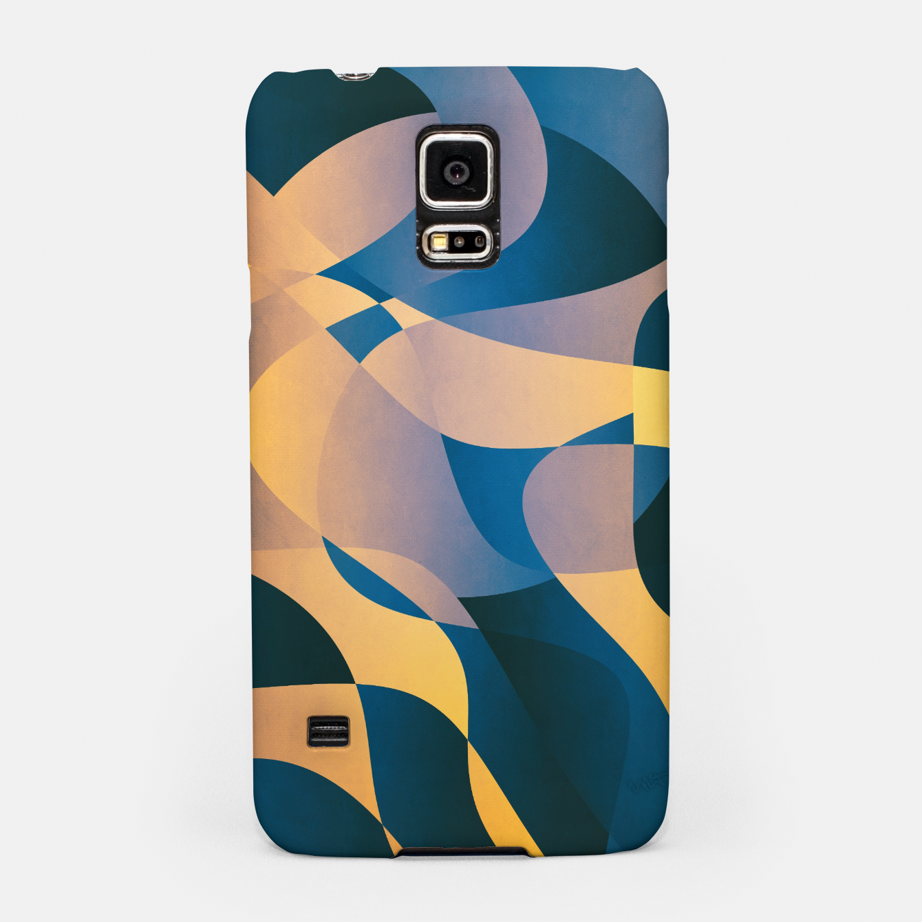 Image of Low Glow Samsung Case - Live Heroes