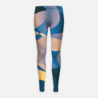 Low Glow Girl's leggings thumbnail image