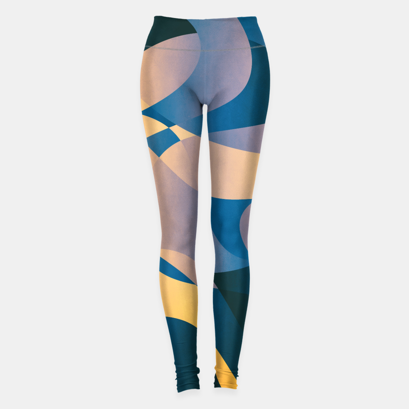 Image of Low Glow Leggings - Live Heroes