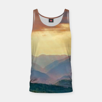 Thumbnail image of mountains Tank Top, Live Heroes