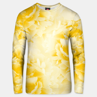 Thumbnail image of Yellow Peonies Dream #1 #floral #decor #art  Unisex sweatshirt, Live Heroes
