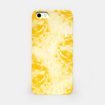 Thumbnail image of Yellow Peonies Dream #1 #floral #decor #art  iPhone-Hülle, Live Heroes