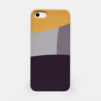 Thumbnail image of Purple and Gold IV iPhone Case, Live Heroes