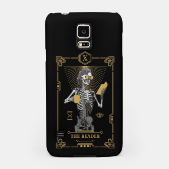 Thumbnail image of The Reader X Tarot Card Samsung Case, Live Heroes