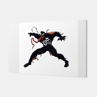 Thumbnail image of venom Canvas, Live Heroes