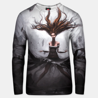 Thumbnail image of Witch Unisex sweater, Live Heroes