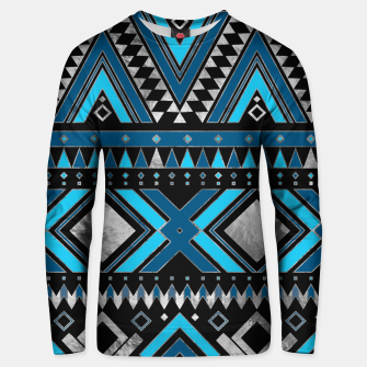 Aztec Ethnic Pattern Art Unisex sweater thumbnail image