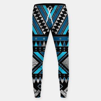 Thumbnail image of Aztec Ethnic Pattern Art Sweatpants, Live Heroes